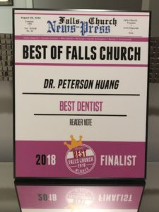 dentist falls church