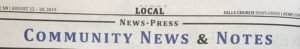 Falls Church Newspress